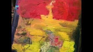 """Уроки рисования (№ 157). Рисуем картину """"Александр Керенский в годы Первой мировой войны"""""""