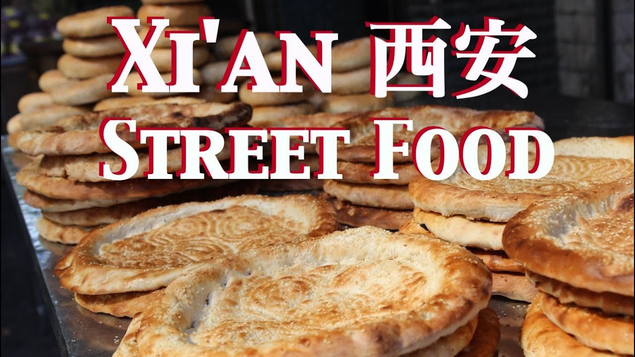 Street food of xian china youtube forumfinder Image collections