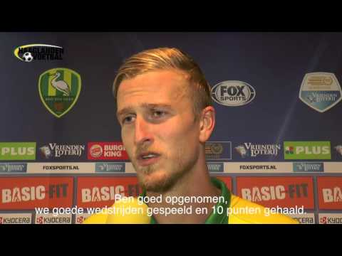 Interview Thomas  Meissner na ADO - Heracles (28-08-16)