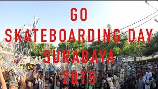 Download Video GO SKATEBOARDING DAY SURABAYA 2015 MP3 3GP MP4