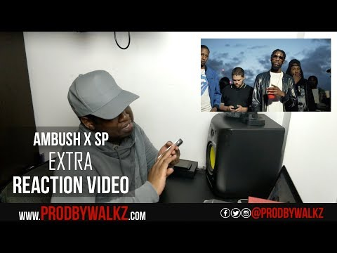 Ambush x Sp Montiz - Extra [Music Video] | Link Up TV REACTION #RoadTo1KSubs