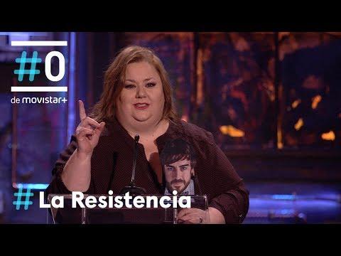 LA RESISTENCIA - Itziar Castro: 'Las gordas también hacemos cine' | #LaResistencia 05.02.2018