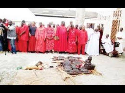 Oba of benin has declared Girls of Benin and Edo state free from Madam.
