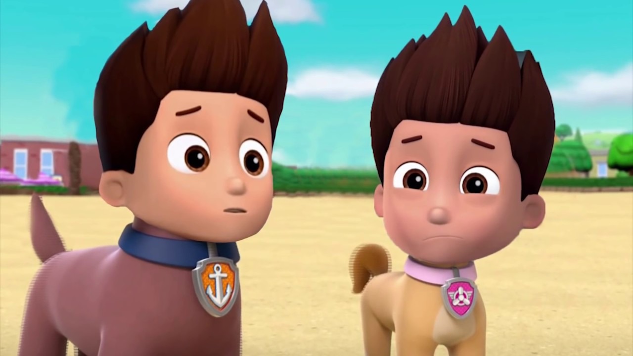 Download PAW PATROL Face Swap |  PAWSOME  Episode 1