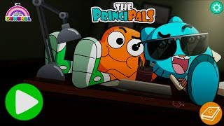 Gambar cover The Amazing World of Gumball - The PrinciPALS [Cartoon Network Games]