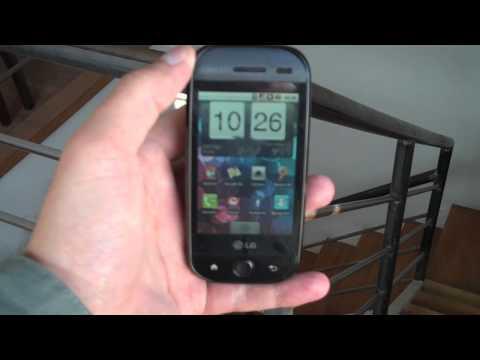 Review LG GW620