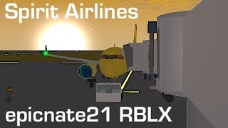 ROBLOX | Spirit Airlines A320-NEO Flight #2