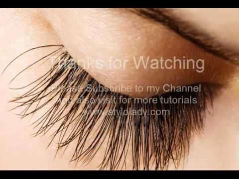 How To Get Long Eyelashes Naturally Grow Eyelashes Fast At