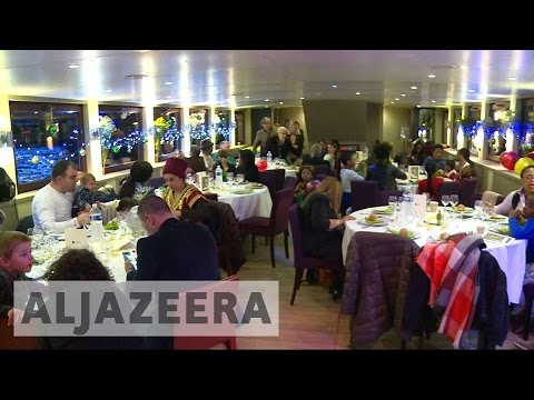 France: Catholic charity throws Christmas party for poor Parisians