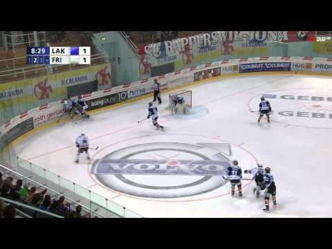 Highlights: Lakers vs HC Fribourg-Gotteron