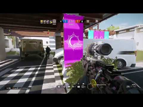 Rainbow Six: Siege | All the friends together (w/ Zeptonio, Jordy, Mr_Jordan305, & ItsQuiteTooSpicy)