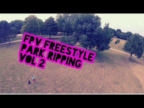Фото FPV Drone Freestyle - Park ripping vol 2 // HD