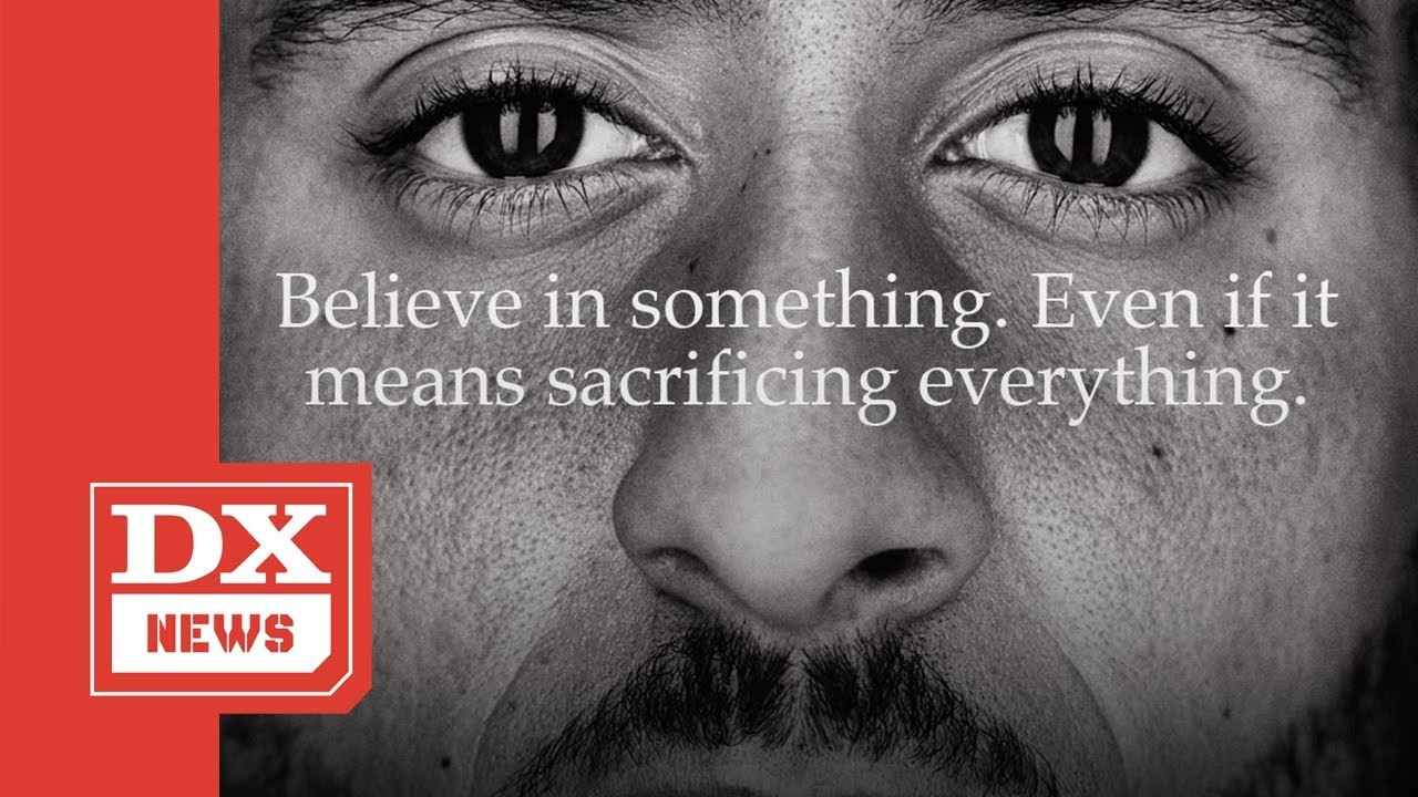 People Burn Nikes After Controversial Colin Kaepernick Ad And Hip Hop Reacts