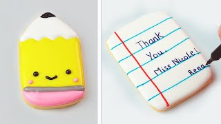 Most Beautiful Cute Cookies Decorating Ideas For Any Occasion | Most Satisfying Cookies Videos