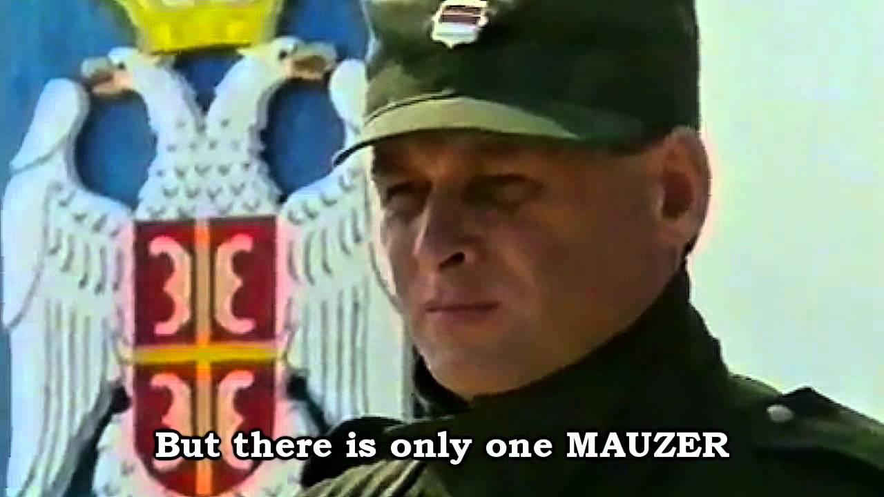Download Roki Vulovic - Panteri / Mauzer ,English Lyrics