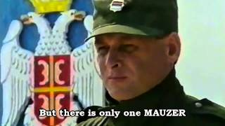 Repeat youtube video Roki Vulovic - Panteri / Mauzer ,English Lyrics