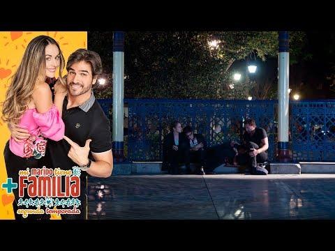 ¡Neto y sus hijos duermen en la calle! | Mi marido tiene más familia - Televisa
