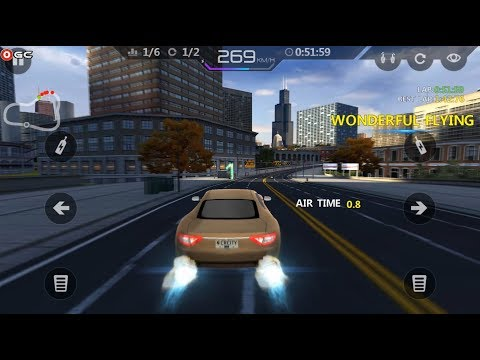 City Racing Lite / 3D Sports Car Racing Games / Android Gameplay #3