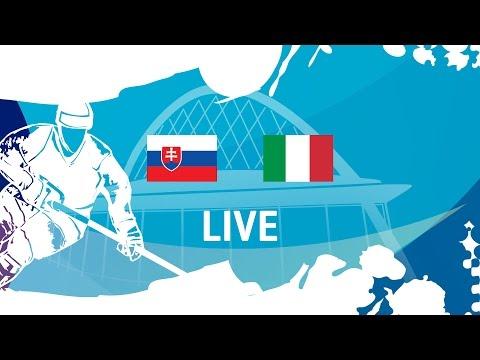 Slovakia - Italy | Full Game | #IIHFWorlds 2017