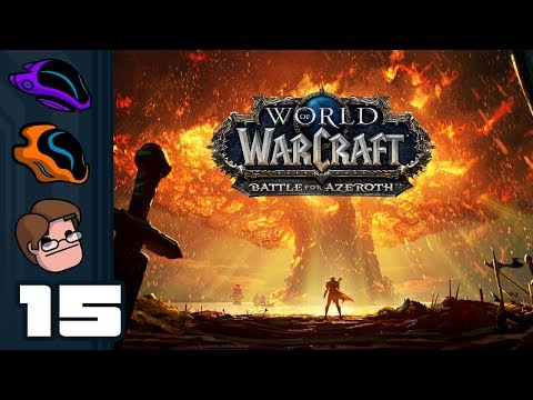 Let's Play World of Warcraft: Battle For Azeroth - Part 15 - The Herbalist Rises
