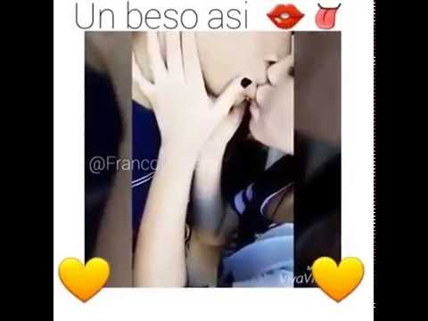 El mejor beso del mundo