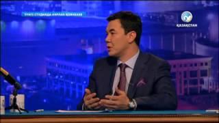 «Түнгі студияда Нұрлан Қоянбаев»  04.11.2013 23:25