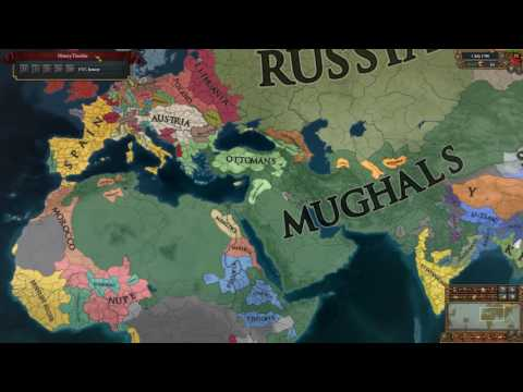 EU4 1.19 Third Way achievement run as Oman