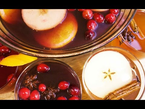 Mulled Wine | Winter Cider | Spiced Cranberry | Spiced Apple