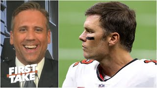 Tom Brady is obviously in decline without Bill Belichick & the Patriots - Max Kellerman | First Take