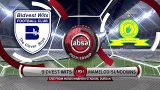 Absa Premiership | Bidvest Wits v Mamelodi Sundowns | Highlights