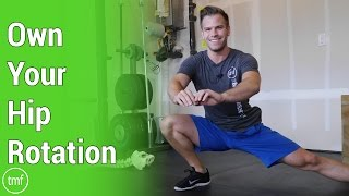 OWN your hip rotation | Week 31 | Movement Fix Monday | Dr. Ryan DeBell