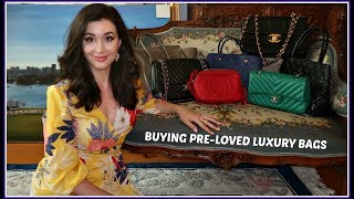 HOW & WHERE TO BUY PRE-LOVED LUXURY HANDBAGS