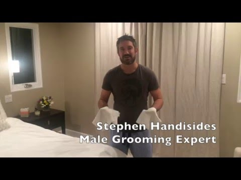 10 Minute Workout Using Bath Towels  - Stephen Handisides