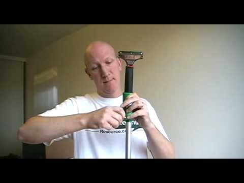 Mark the Window Cleaner Episode 38 Unger Universal Adapter