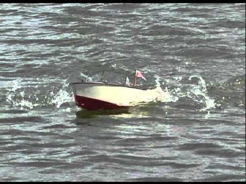 Vintage Model Boat Company Sea Breeze