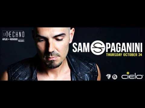 Sam Paganini @ Cielo New York, United States 2013-10-24