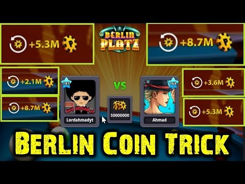 Thumbnail: 8BP Berlin Coin Trick | Azeem Asghar Method Updated | Connect Berlin At First Attempt - 100% Working