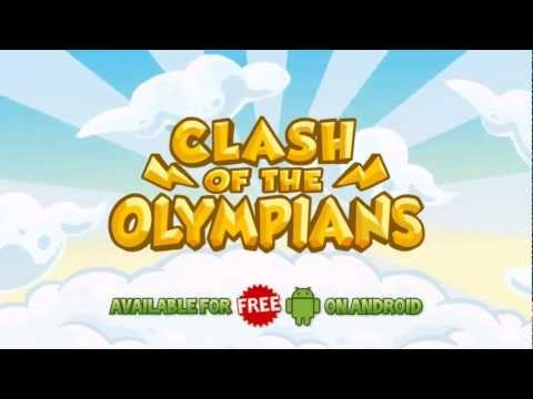 Clash of the Olympians Android Trailer (Official)