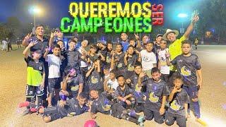 LLOVIERON GOLES ⚽️ EN EL SEGUNDO PARTIDO DE LOS SOÑADORES FC ⚽️🔥/ Grillo La Duda