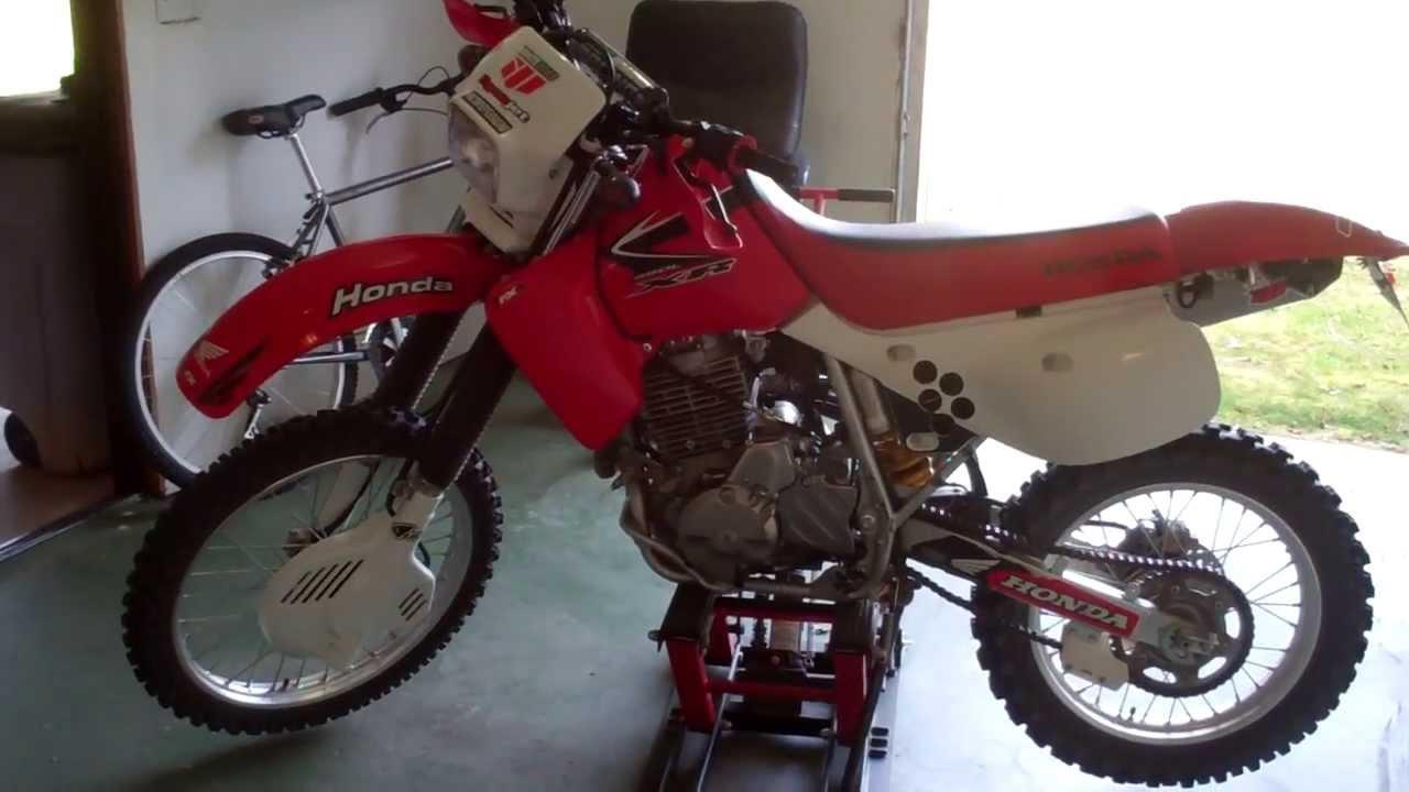 Honda Xr650l Dual Sport Mods Youtube