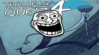 DANK TROLL GAMES | Trollface Quest 4