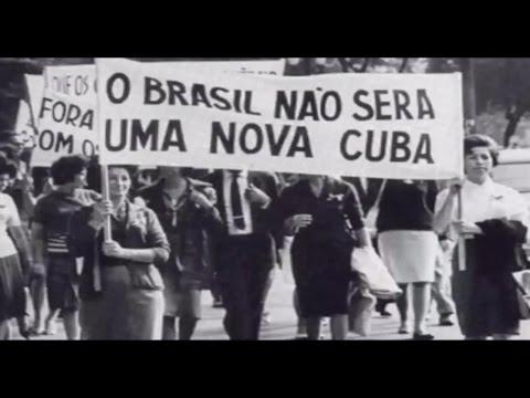 EM 19 DE MARÇO DE 1964 O POVO SALVOU O BRASIL DA IDEOLOGIA COMUNISTA. E AGORA O QUE FARÃO?