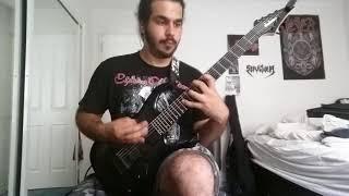"""Soilwork """"Leech"""" Guitar cover"""