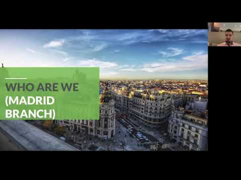 180DC Madrid Recruitment Event - January 4, 2021
