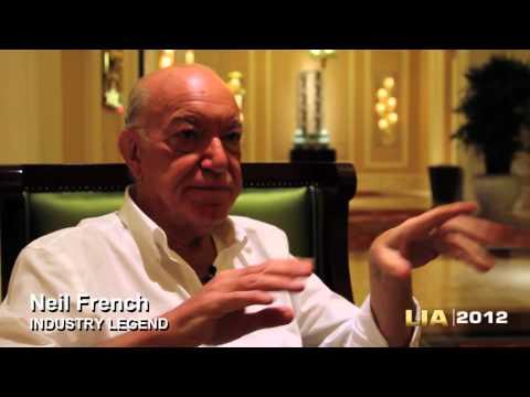 LIA Las Vegas Creative Conversations: Neil French Part 1