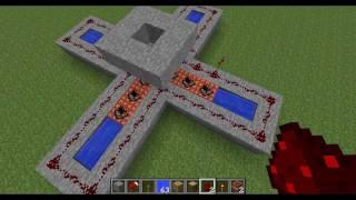 Minecraft:Como fazer uma Máquina de Fogos COLORIDOS