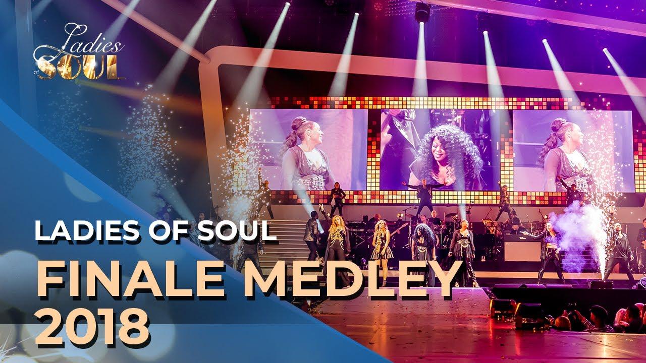 Ladies Of Soul 2018 Finale Medley Youtube