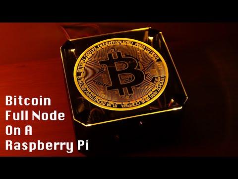 Build U0026 Run Your Own Bitcoin Node On A Raspberry Pi