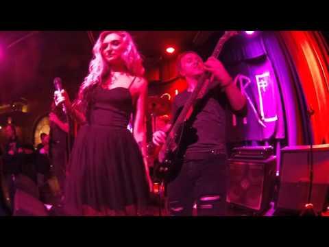 WHISKEY FYRE- LIVE GODDESS OF ROCK FEST FETE MUSIC HALL PROVIDENCE RI 10/24/15