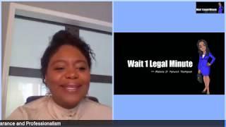 Wait 1 Legal Minute Live 05/07/2020 - Ahmaud Arbery